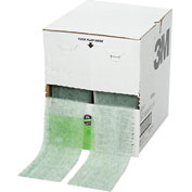 """3M™ Easy Trap Duster Cloths - 5"""" x 6"""" Sheets, 125 Ft., White, 2/case, 70071659703"""