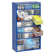 Drawer Storage Cabinet - 48 Drawers