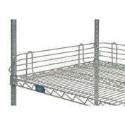 "Ledge 60""L X 4""H for Wire Shelves"