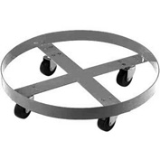 Stainless Steel Drum Dolly for 55 Gallon Drum