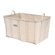 Replacement Liner for Best Value 12 Bushel Canvas Basket Bulk Truck