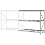 "Extra High Capacity Bulk Rack Without Decking 96""W x 36""D x 72""H Add-On"
