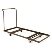 Table Cart For Rectangular Folding Tables Holds 12 - up to 96""