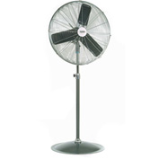 Oscillating Pedestal Fan 24 Inch Diameter, 1/4HP, 7525CFM