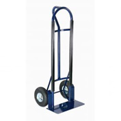 Industrial Strength Steel Hand Truck with Loop Handle 600 Lb. Capacity