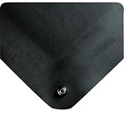 "1/2"" Thick Conductive Anti Static Mat 36"" x 60"", Black"