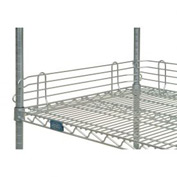 "Ledge 21""L X 4""H for Wire Shelves"