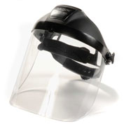 Ratchet Headgear With Propionate Visor
