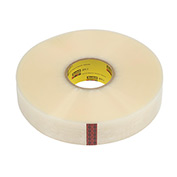 3M™ Scotch® Machine Length Carton Sealing Tape 371 48mm x 914m Clear 1.9 Mil - Pkg Qty 6