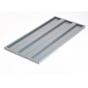 Shelf For 48 Inch Cabinet Gray