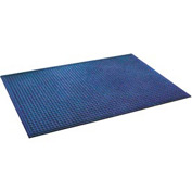 "Heavyweight Indoor Entrance Mat 3/8"" Thick 48"" X 72"" Blue"