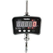 Global Industrial &#8482 Digital Crane Scale With Remote 2000 Lbs. x 1 Lbs.