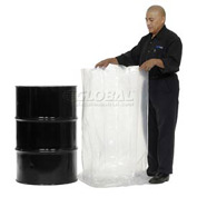 Protective Lining Corp. RB384010 55 Gallon Drum Liner 10 Mil 38 x 40 - Pkg Qty 50