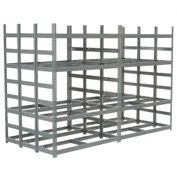 "Bar Storage Rack 56""W X 120""D X 84""H"