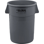 Global™ Trash Container, Garbage Can  - 44 Gallon