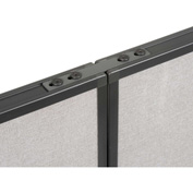 Interion™ Straight Connector Kit For Office Partitions