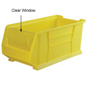 Akro-Mils Window 21287 For 30287/30292 Stacking Bins, Price Per Pkg Of 4