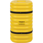 "Eagle Column Protector, 12"" Column Opening Yellow, 1712"