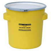 Eagle 1654 Plastic Salvage Drum - 20 Gallon
