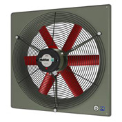 "Multifan Panel Fan 12"" Diameter Single Phase 240v With Grill"