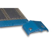 Pair of Kick Plates SLKP-B for Bluff® Spring-Loaded Aluminum Dock Plates