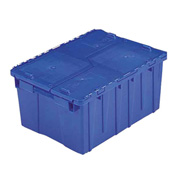 ORBIS Flipak® Distribution Container FP06 - 15-3/16 x 10-7/8 x 9-11/16 Blue - Pkg Qty 6