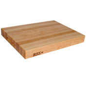 "John Boos R Series Maple Cutting Board 18"" x 12"" x 1-1/2"" - R01"