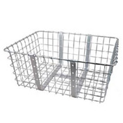 Industrial Bicycle Large Front Wire Basket