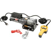 Warn® 1000AC 1000 Lb. Cap. 120V AC Powered Utility Winch 80010