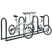 8-Bike Stadium Bike Rack - Ready-to-Assemble