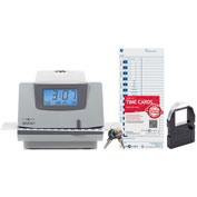 Time Clock, Document and Job Recorder