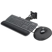 Flip Up Keyboard & Mouse Tray For Orbit