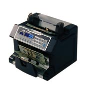 Royal Sovereign® Electric Bill Counter RBC-3100 with UV, MG, IR Detection, 300 Bill Capacity