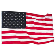 3' x 5' Bulldog® Cotton US Flag with Sewn Stripes & Embroidered Stars