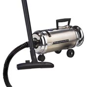Metropolitan® Compact Canister Vacuum 4.0 HP 11.25 Amps with HEPA Filter