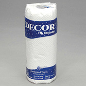 Cascades Décor® Household Paper Towels - 70 Sheets/Roll, 30 Rolls/Case