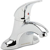 "American Standard 7385047.002 Reliant3 Single Control 4"" Center Faucet, 1.5 GPM"