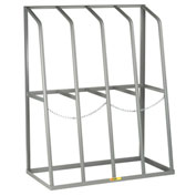 "Vertical Bar Rack 48""W x 24""D x 60""H - 6000 LB Capacity"