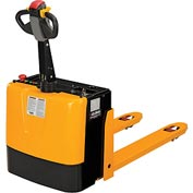 Global Industrial Self-Propelled Electric Power Pallet Jack Truck 3300 Lb. Cap.