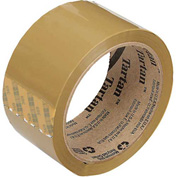 "3M™ Tartan#153; 369 Carton Sealing Tape 2"" x 55 Yds 1.6 Mil Tan - Pkg Qty 6"