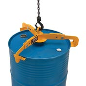 Global Industrial Open & Closed Head Drum Lifter 1000 Lb. Capacity