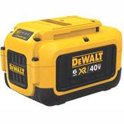 DeWALT® DCB406 40V MAX* Premium XR 6.0Ah Lithium Ion Battery Pack