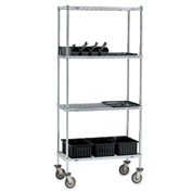 WIRE SHELF 36X24 W/ESD SLEEVES - Pkg Qty 4