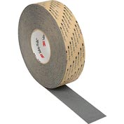 3M™ Safety-Walk™ Slip-Resistant Med. Resilient Tapes/Treads 370, GY, 2 in x 60 ft,2/case