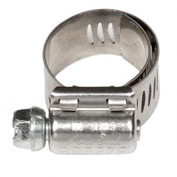 "Hex Screw Aero Seal Clamp - 9-3/8"" Min - 12-1/4"" Max  - 10 Pack"