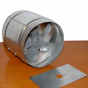 "10"" Duct Booster - 600 CFM"