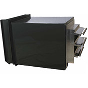 """Americraft 48"""" Filtered Exhaust Fan Direct Drive - Totally Enclosed - 3 Phase 3 HP"""