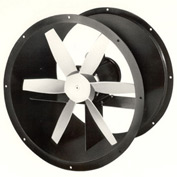 "12"" Explosion Proof Direct Drive Duct Fan - 1 Phase 3/4 HP"