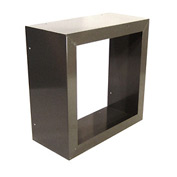 """Fan and Shutter Mounting Box for 48"""" Exhaust Fans"""