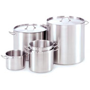 Alegacy 21SSSP20 - 21CT Stainless Steel Stock Pot w/ Cover 20 Qt.